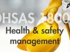 OHSAS 18001 Consultants and Lead Auditor Training